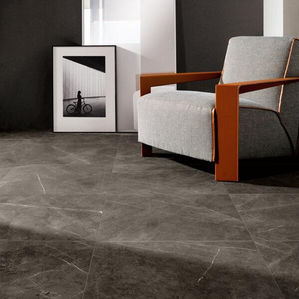 Ceramica Fioranese Marmorea2 Amani Grey 60x60 pavimenti in gres porcellanato