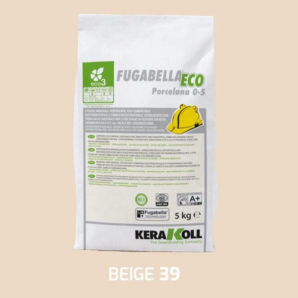 fugabella eco porc 0 5 beige 08 5KG 39