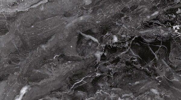 nero brillo 33x100 cm